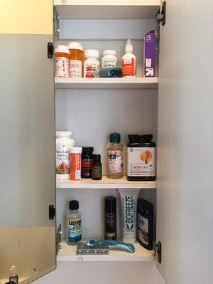Clean Cabinet