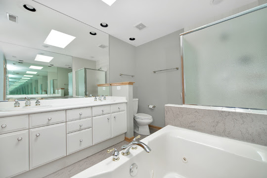 Master Bathroom Rehab - Before