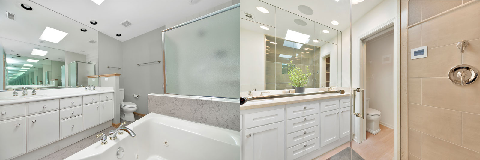 Before & After - Bathroom