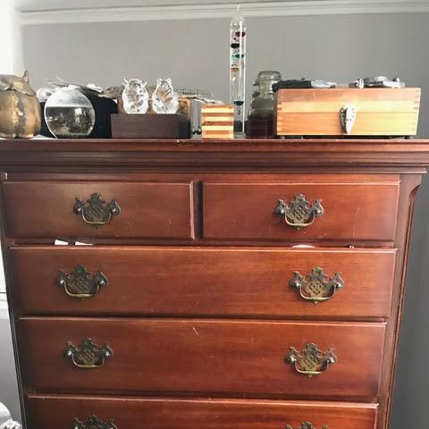 Organized Dresser