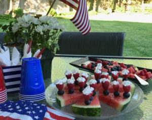 Fun and Healthy Fourth of July Treat