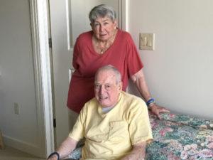 Rosemary and John