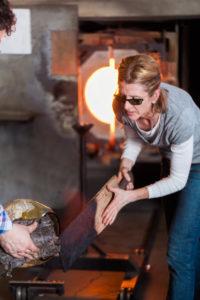 Julie Conway, Glass Artist