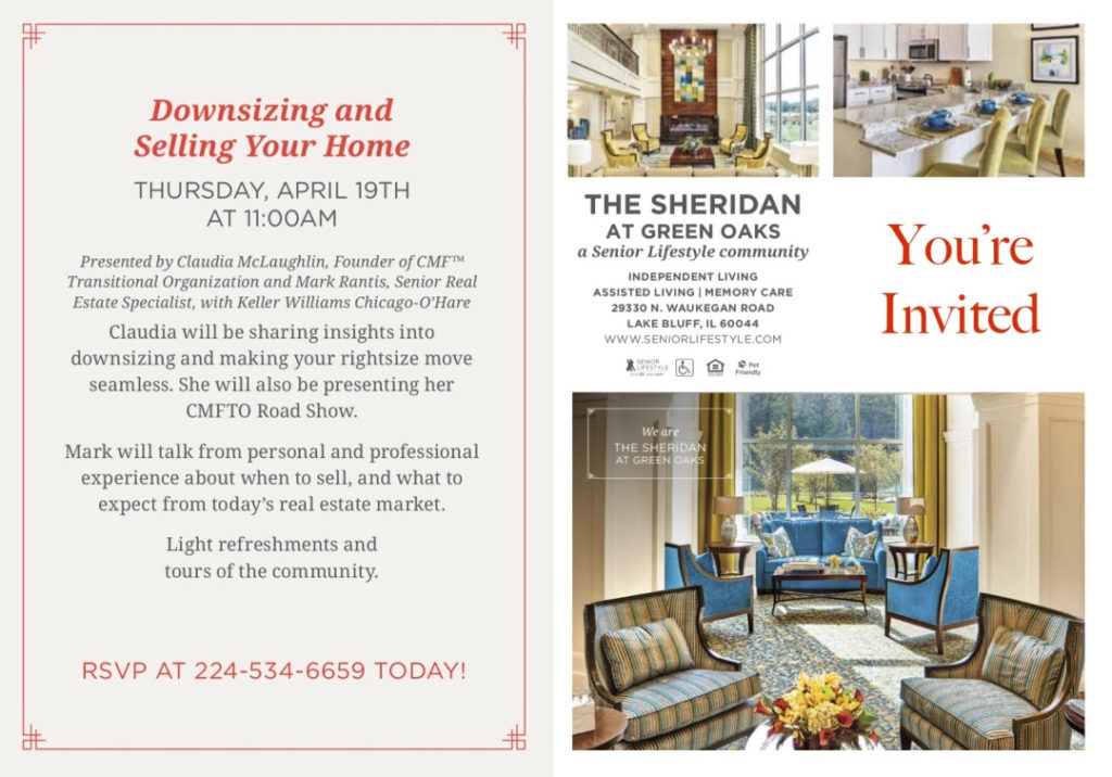 Downsizing and Selling Your Home
