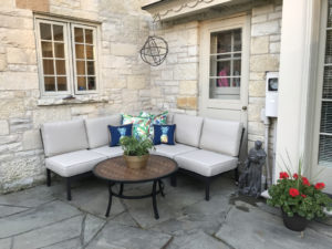 Summer Seating – After