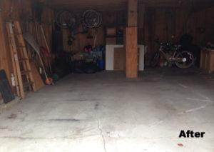 Garage - After