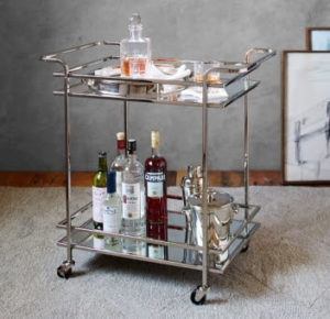 CMFTO - Bar Cart