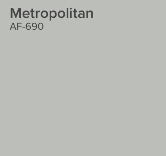 Benjamin Moore - Metropolitan