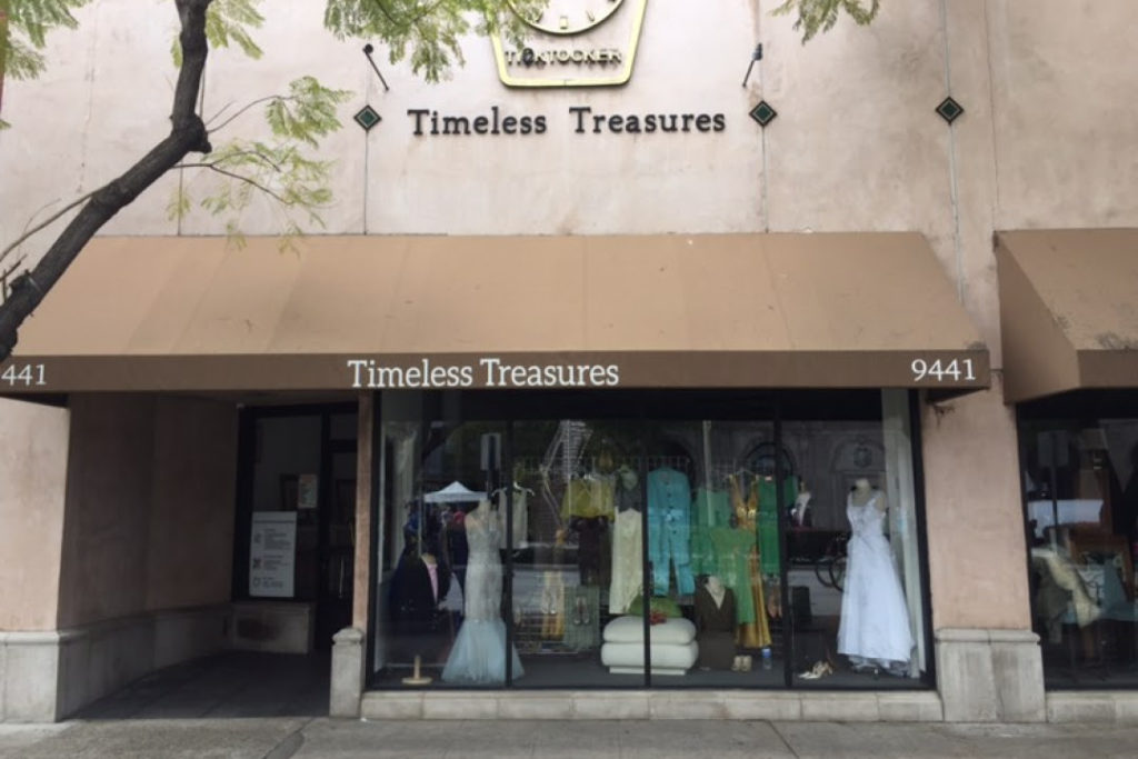 Timeless Treasures - Culver City, CA