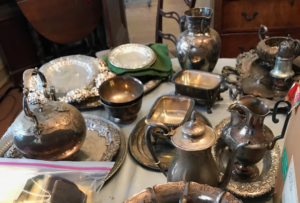 SILVER: CMFTO's 5th Annual Clutter Challenge (Luxury Edition)