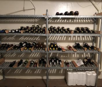 CMFTO - Wine Cellar