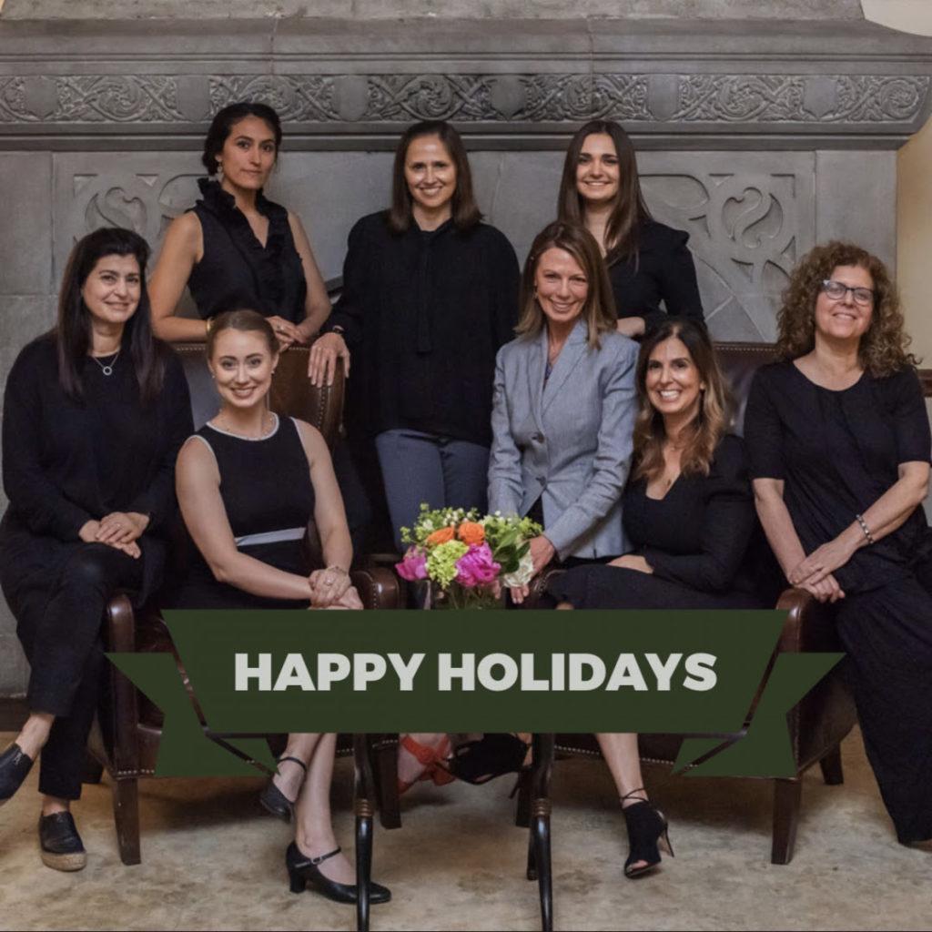 Happy Holidays from CMFTO