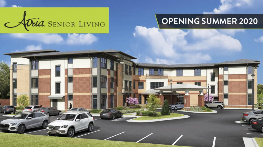 Atria senior living campus