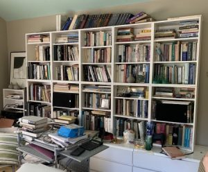 Home Office - Before